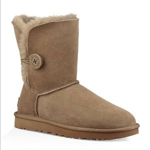 Ugg Bailey Button Boots Brand New in Box